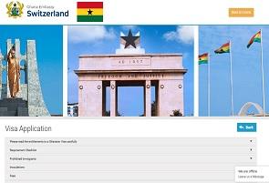 Ghanaian Visa Application